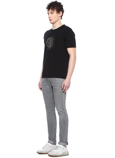 Saint Laurent Tişört Siyah